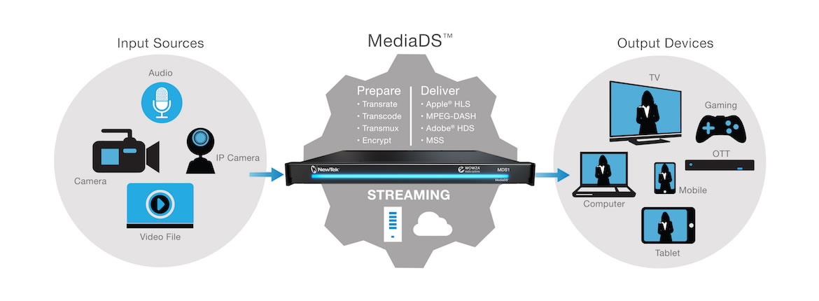 Media Distribution System